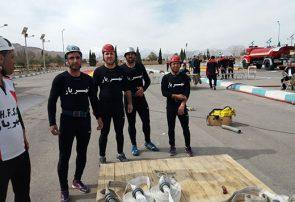 تیم شهریار در مسابقات یزد