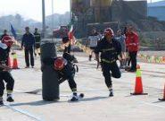 بوشهر نایب قهرمان مسابقات عملیاتی ورزشی آتش نشانی بنادر کشور شد