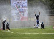 مسابقه آبرسانی تیم آتشنشانی شاهرود در مسابقات شاهرود اردیبهشت ۹۷