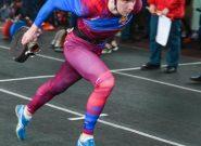 فیلم مسابقه ۱۰۰ متر عملیاتی ورزشی آتشنشانان ورزشکار حرفه ای از زوایای مختلف