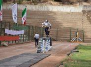 فیلم مسابقه ۴ در ۱۰۰ متر امدادی تیم آتشنشانی  کرج در مسابقات عملیاتی ورزشی شاهرود ۹۷