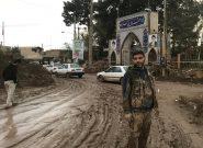 آتش نشان کرجی که از حلب تا پلدختر ،پلی بسوی خدا ساخت