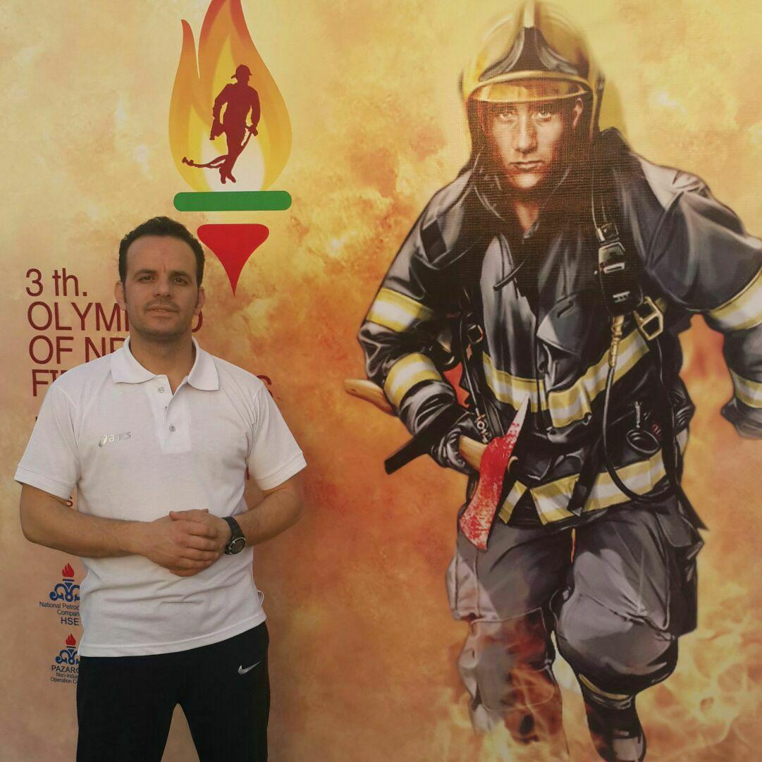رییس جدید انجمن ورزش آتشنشانان کشور معرفی شد