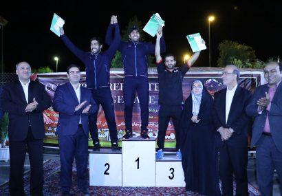 برگزاری مسابقات چالش آتشنشانان در ساوه با قهرمانی تیم مشهد پایان یافت