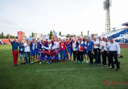 روسها قهرمان شانزدهمین دوره مسابقات عملیاتی ورزشی آتشنشانان جهان شدند