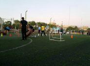 برگزاری مسابقات آمادگی جسمانی ویژه آتشنشانان سمنان