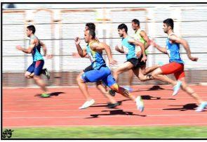 روح الله محمدی نایب قهرمان مسابقات پیشکسوتان دومیدانی کشور شد