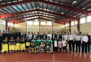 کرج فاتح دومین دوره مسابقات والیبال آتشنشانان استان البرز شد.
