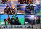 اختتامیه یازدهمین دوره مسابقات فوتسال کارکنان شهرداری ها کلانشهرها کشور به میزبانی شهر کرمان