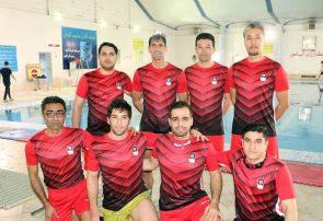کسب چندین مدال رنگارنگ توسط شناگران آتش نشانی مشهد در مسابقات دستگاههای اجرایی خراسان رضوی