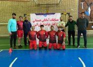 برگزاری مسابقات  آمادگی جسمانی استان البرز با درخشش آتشنشانان کرجی