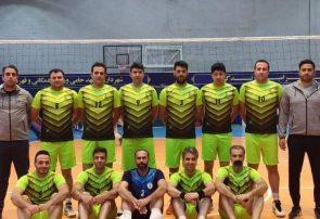 برگزاری یازدهمین دوره مسابقات والیبال کلانشهرها